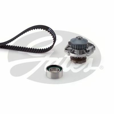 Gates Timing Cam Belt and Water Pump Kit for FIAT PANDA 1.2 188A4.000 169 60bhp