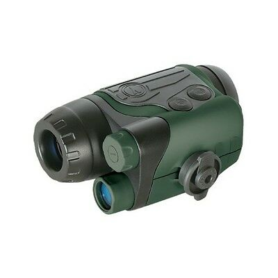 Yukon Night Vision Monocular Scope NVMT4 Spartan 1x24 Waterproof for Hunting