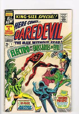 Daredevil Annual # 1 Electro, and His Emissaries of Evil ! grade 5.0 hot book !!