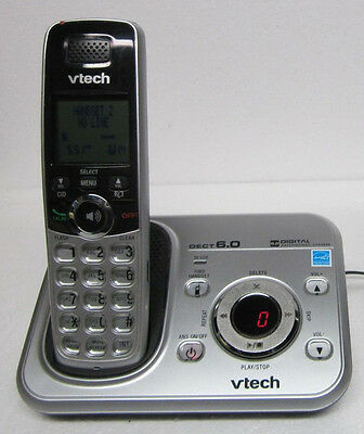 VTech CS6329 DECT 6.0 Expandable Cordless Phone with Answering System