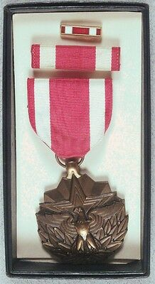 US Military Medal:  Meritorious Service - boxed set