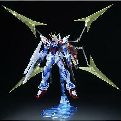 P-Bandai Master Grade Mg 1/100 Star Build Strike Gundam Rg System Version