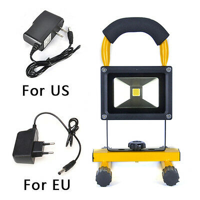 20W Rechargeable Outdoor Portable Led Flood Light Work Caravan Camping Lamp C53