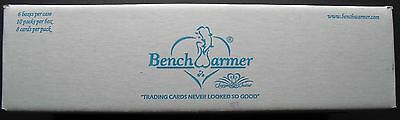 6-Box Case Benchwarmer Signature Series Hobby Box 2008 SEALED/ orig. pack.