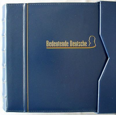 Significant Deutsche Collection German Postal Service in Ringbinder with