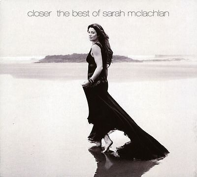Sarah McLachlan ~ Very Best Of ~ NEW CD Album ~ Closer ~ Greatest Hits ~ Angels
