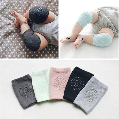 Infant Toddler Soft Anti-slip Elbow Cushion Crawling Knee Pad Kids Baby Safe