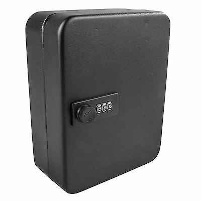 High Quality Combination Lock Metal Key Storage Cabinet Wall Mounted Safe Box