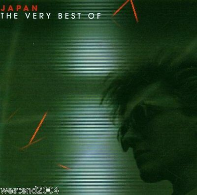 Japan - Very Best of - CD NEW & SEALED Greatest Hits / David Sylvian