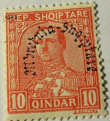 Albania  Scott#230  Cat Value At $3.00 Mint/h....worldwide Stamps