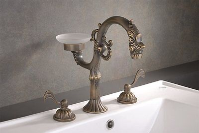 Luxury Washbasin Fitting Basin faucet Water tap Antique old water tap