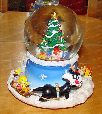SYLVESTER & TWEETY Christmas Tree (Looney Tunes by Westland, 13961) Musical WG