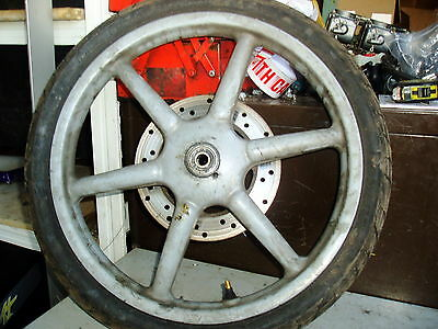 Piaggio Liberty 125 Front Wheel Tyre & Disc Complete 80/80-16