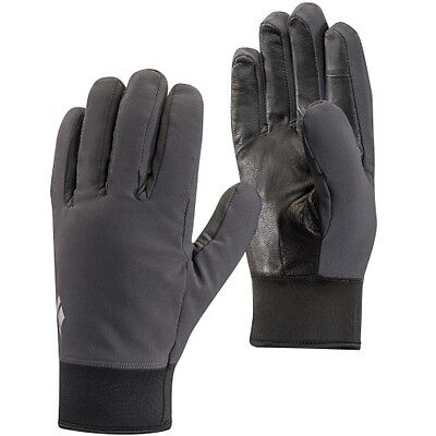 Black Diamond Midweight Softshell smoke Softshell-Handschuhe Handschuuhe