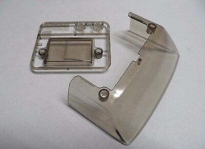 Tamiya Lunchbox E Parts Windows + Sunroof + Headlight Lenses 9005231 Lunch Box