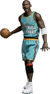 MICHAEL JORDAN - 1996 All Star Game 1/6th Scale NBA Figure (Enterbay) #NEW