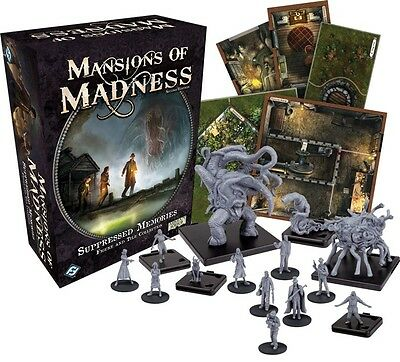 Mansions of Madness 2nd Ed - Suppressed Memories Expansion