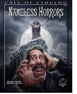 Call of Cthulhu 7th Edition RPG - Nameless Horrors