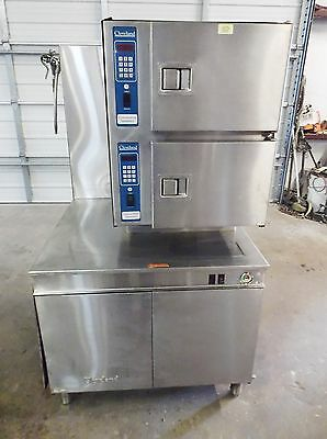 Cleveland 36Cgm250 Convection Steamer 250,000 Btu (Used)