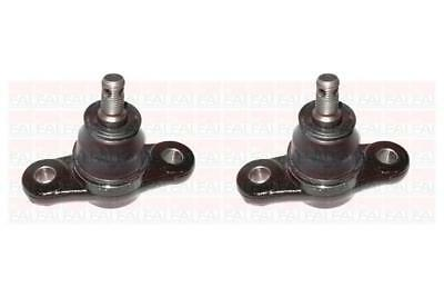 x2 Ball Joint for KIA CARENS 1.6/2.0 CRDi UN Front/Nearside/Lower/Offside FAI
