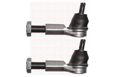 x2 Tie Track Rod End for HONDA CIVIC 1.3/1.4/1.6/1.7/1.8/2.0 TYPE R Front FAI