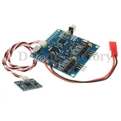 BGC 3.1MOS Large Current 2-axis Brushless Gimbal Driver Alexmos Controller Blue