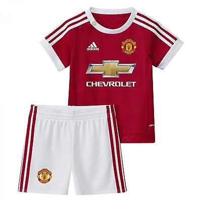 adidas Manchester United Home Baby Kit 2015/16