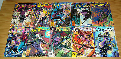 Catwoman #0 & 1-94 VF/NM complete series + annual 1-4 + 1000000 jim balent set