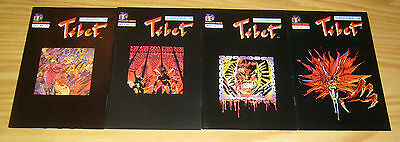 Missions in Tibet #1-4 VF/NM complete series - dimension comics 2 3 set lot indy