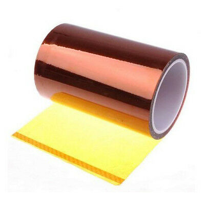 High Temperature Resistant Kapton Tape 150mm X 100ft US shipping