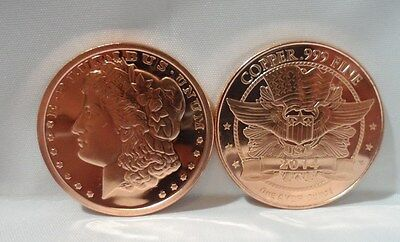 240 Assorted 1 oz. AVDP .999 Copper Bullion Rounds 12 Patriotic Styles FREE Ship