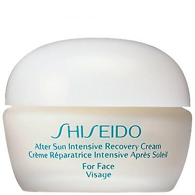 NEW Shiseido Anti-Ageing Sun Care Intensive After Sun Recovery Cream 40ml