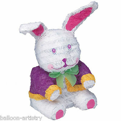 Cute Easter BUNNY Rabbit Animal Character BASH Pinata Party Game Decoration