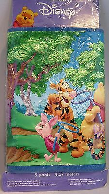 Disney Imperial Winnie The Pooh Tigger Piglet Wallpaper Border New In Package