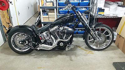 Chrome Str Step Tuned Racing Exhaust Harley Breakout Rsd  Max Power Transfer