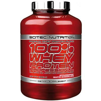 (20,21 Eur/kg) Scitec Nutrition Whey Protein Professional 2350g Dose Eiweiß