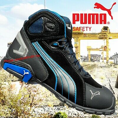 Puma Rio Industrial Mens S3 SRC Safety Midsole & Toe Cap Trainers