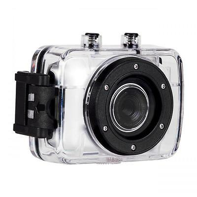 "Vivitar Dvr783Hd 5Mp 1.8"" Lcd Action Camera Black"