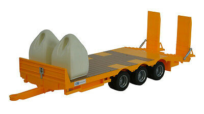 Tomy 43112A1 Britains Big Farm Kane Low Loader Trailer Age 3+ Brand New In Box