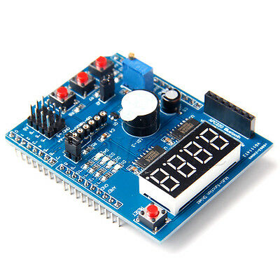 1 pcs Arduino Multi-Function Shield Expansion Board