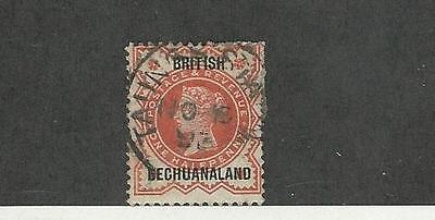 Bechualand Protectorate, British, Postage Stamp, #10 Used, 1887