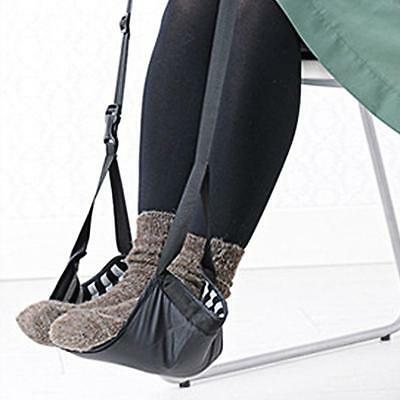 Foot Rest Hammock Under Desk Office Footrest Mini Stand Hanging Swing