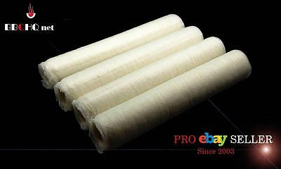4 x 30 mm Thick Devro Collagen Sausage Casings Pro Quality & FREE Gift E- Manual