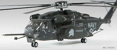 Academy 1/72 Mh-53E HM-14 Vanguard Army Helicopter 2016 NEW 12544