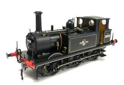 Dapol 7S-010-011 Terrier A1X BR Lined Black Late Crest 32636 O Gauge