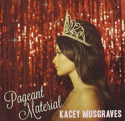 Kacey Musgraves ~ Pageant Material ~ NEW CD Album ~ biscuits ~ Country