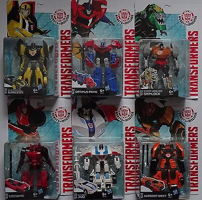 HASBRO® Transformers Robots in Disguise Warriors Figuren Sortiment