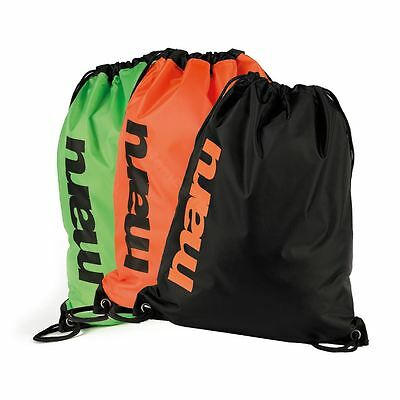 Maru Nylon Drawstring Equipment Swimwear Swimming Pool Bag Gym Kit New