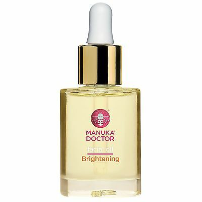 Manuka Doctor Facial Oil Brightening Face 25ml for her