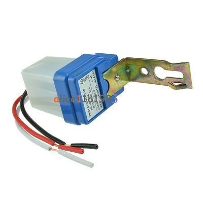 AC DC 24V 10A Sensor Switch  Auto On Off Photocell Street Light Photoswitch